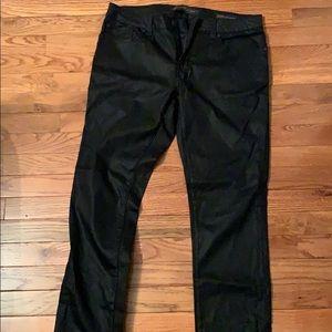 Sleek Black Jeans